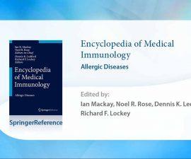 Encyclopedia of Medical Immunology - Allergic Diseases