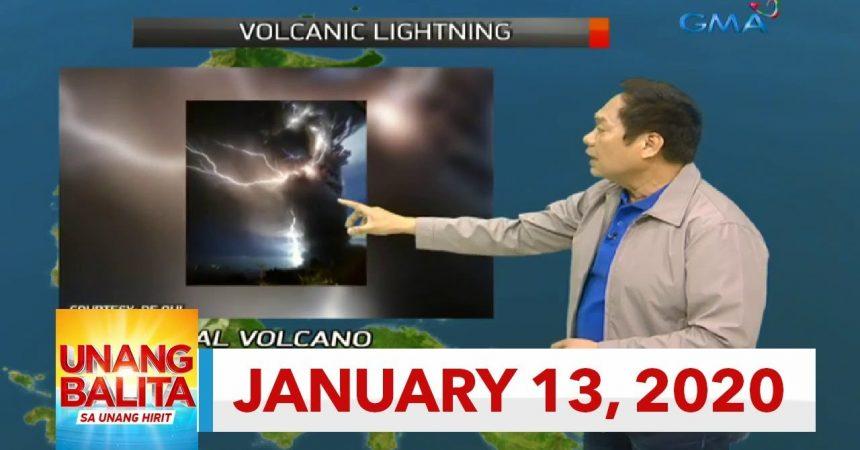 Unang Balita sa Unang Hirit: January 13, 2020 [HD]