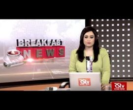 English News Bulletin – Mar 09, 2019 (8 am)