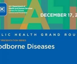 Foodborne Diseases: Better Prevention with Better Public Health Information
