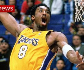 Kobe Bryant killed in helicopter crash