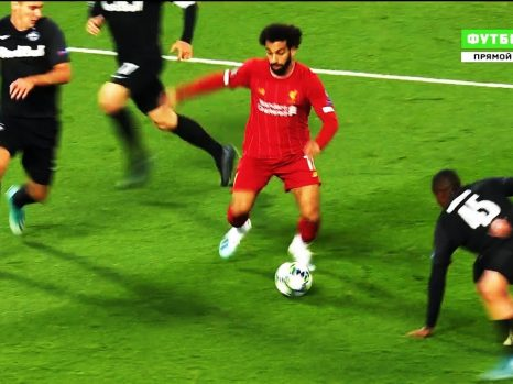 Mohamed Salah Toying with Everyone 2020!