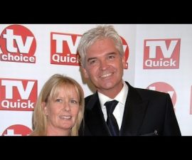 Phillip Schofield's wife 'absolutely shattered' by him coming out gay