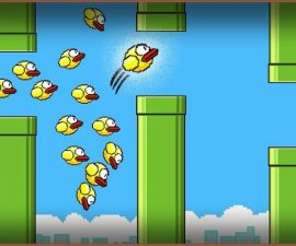 Playing Flappy Bird - Machine Learning [A.I Learns]