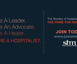 Society of Hospital Medicine: The Home for Hospitalists