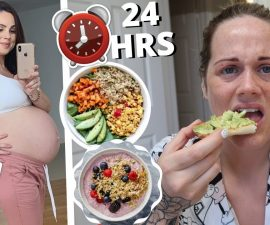 TRYING MY VEGAN SISTER'S PREGNANCY CRAVINGS for 24hrs!!! FT FAMILY FIZZ